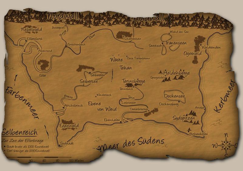 fantasy karte Seal   inkscape   Erstellen einer Fantasy Karte   Teil 1
